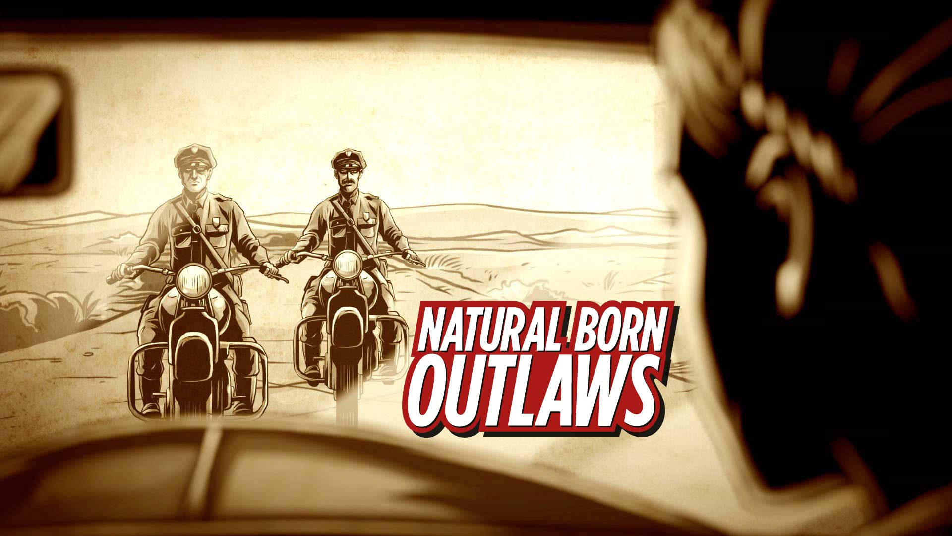 World Premiere of CMJ's Natural Born Outlaws