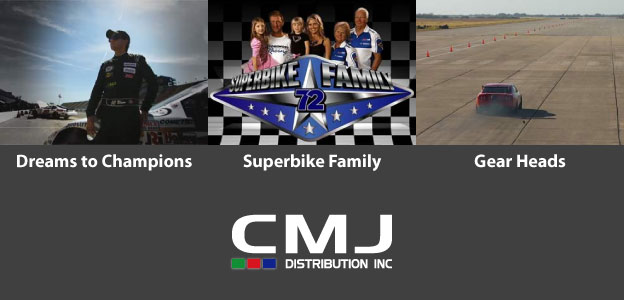 CMJ acquires Superbike Family, Gear Heads